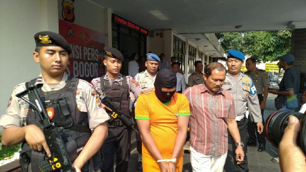 Pembunuh Pasutri di Bogor Ditangkap Setelah Setahun Buron