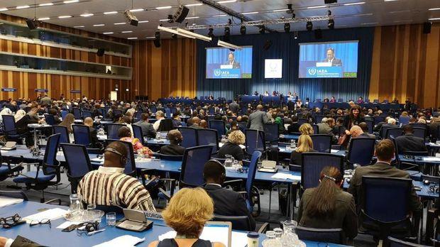 Menristekdikti Mohamad Nasir Hadiri IAEA di Wina, Austria Senin (16/9).