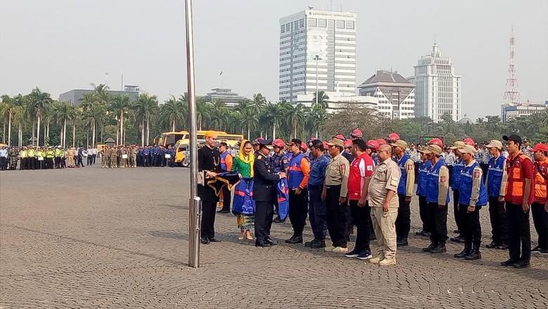 Anies Kirim 65 Personel, Satgas Karhutla Riau: Kami Tidak Perlu