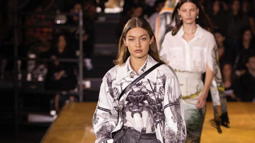Burberry Gelar Fashion Show Bebas Karbon di London Fashion Week