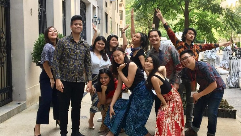 Mahasiswa Berklee College of Music asal Indonesia. Foto: Berklee Indonesian Community