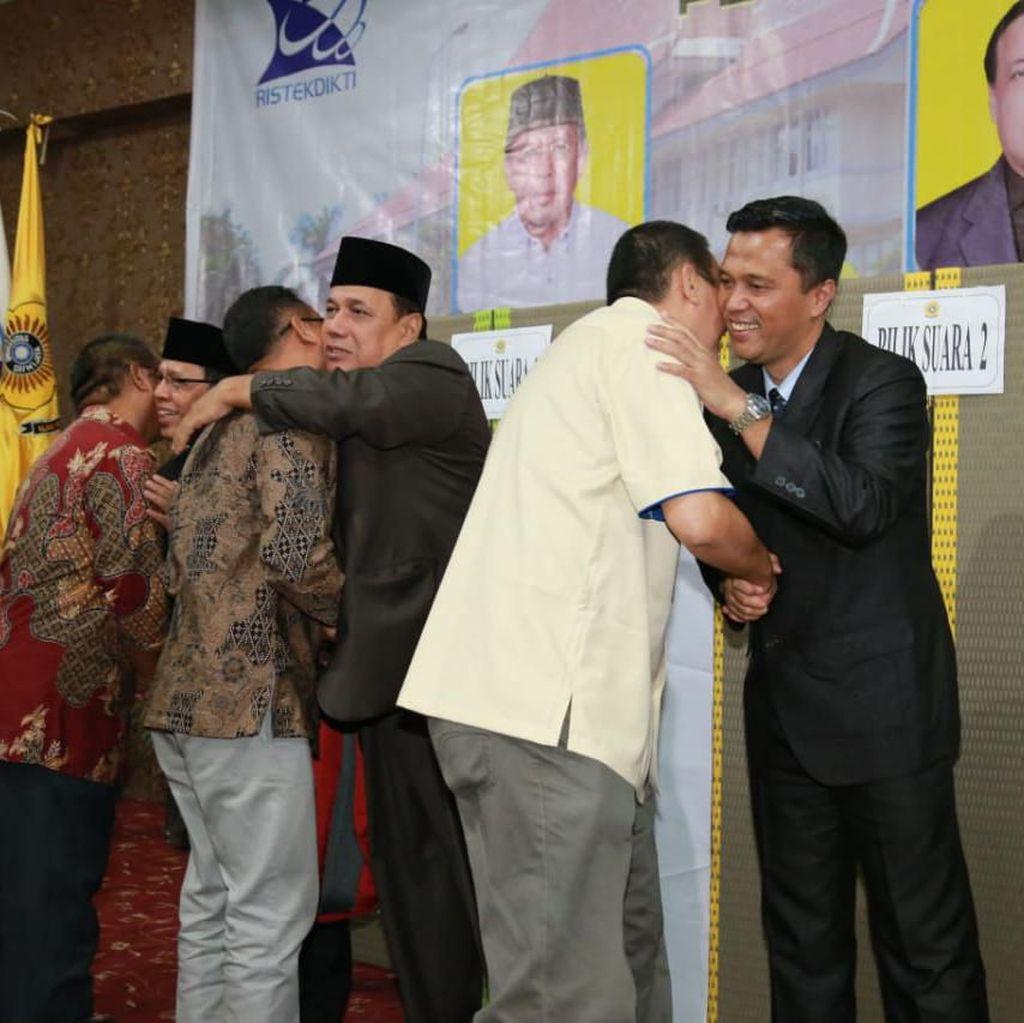 Annis Sagaf Terpilih Kembali Menjadi Rektor Universitas Sriwijaya