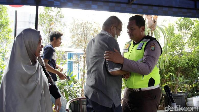 Polisi Spiderman di Pasar Minggu Berdamai dengan Pelaku