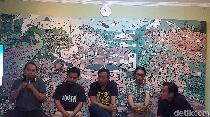 Walhi Sindir Jokowi yang Tak Pakai Masker Patau Riau