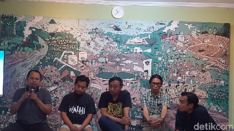 Walhi Sebut Sejumlah Proyek di Pesisir Jawa Berpotensi Timbulkan Bencana