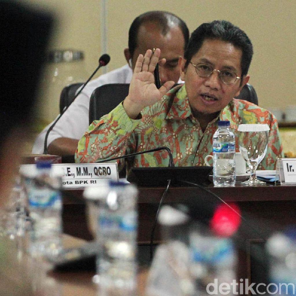 Calon Anggota BPK Uji Kepatutan dan Kelayakan di DPD