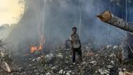 Polri Tetapkan 136 Orang dan 2 Korporasi Jadi Tersangka Karhutla