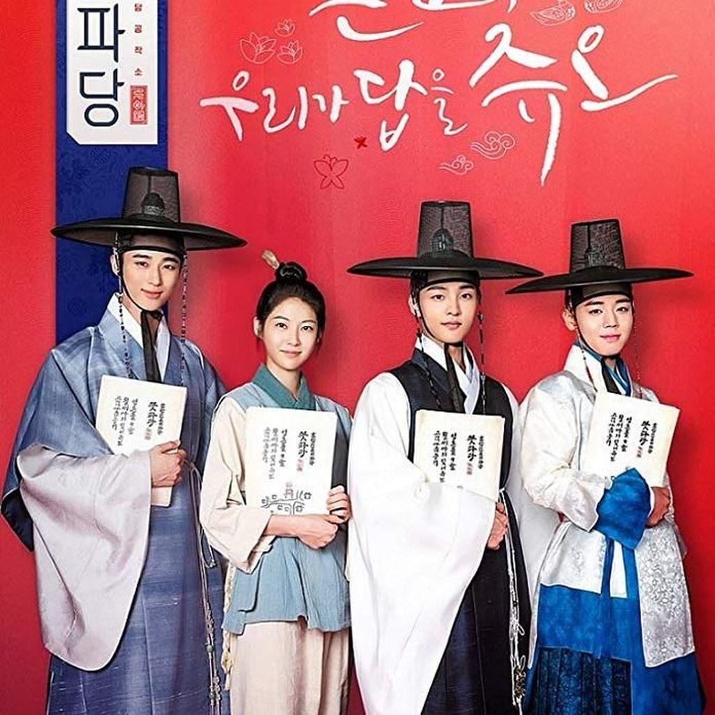 Fakta Flower Crew Joseon Marriage Agency, dari Sinopsis hingga Pemerannya