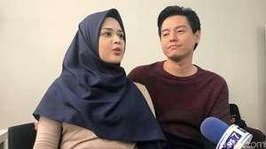 Evi Masamba dan Suami yang Kembali Mesra di Ramadhan Ini