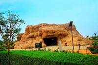Sementara itu, The Cave of Miracles merealisikan berbagai keajaiban yang tertera dalam Al-Qur'an.(Foto: Dubai Tourism)