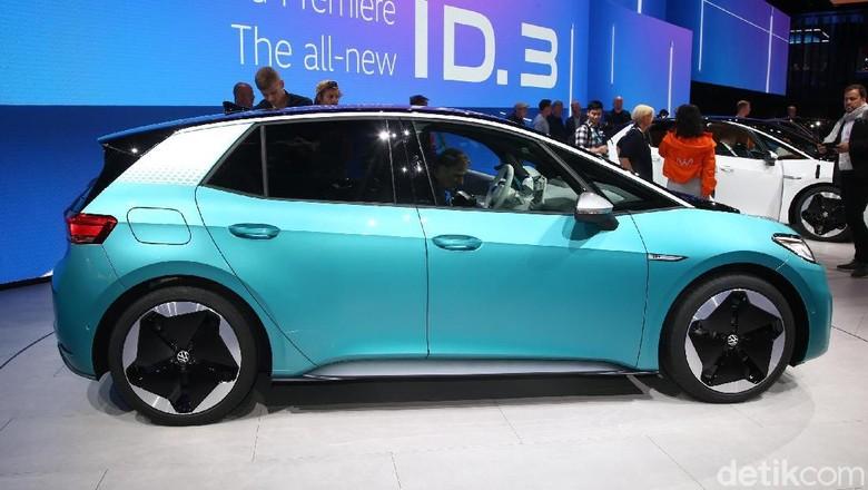 VW ID.3 Foto: VW via Newspress