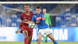 Napoli Vs Liverpool: Juara Bertahan Kalah 0-2 di San Paolo
