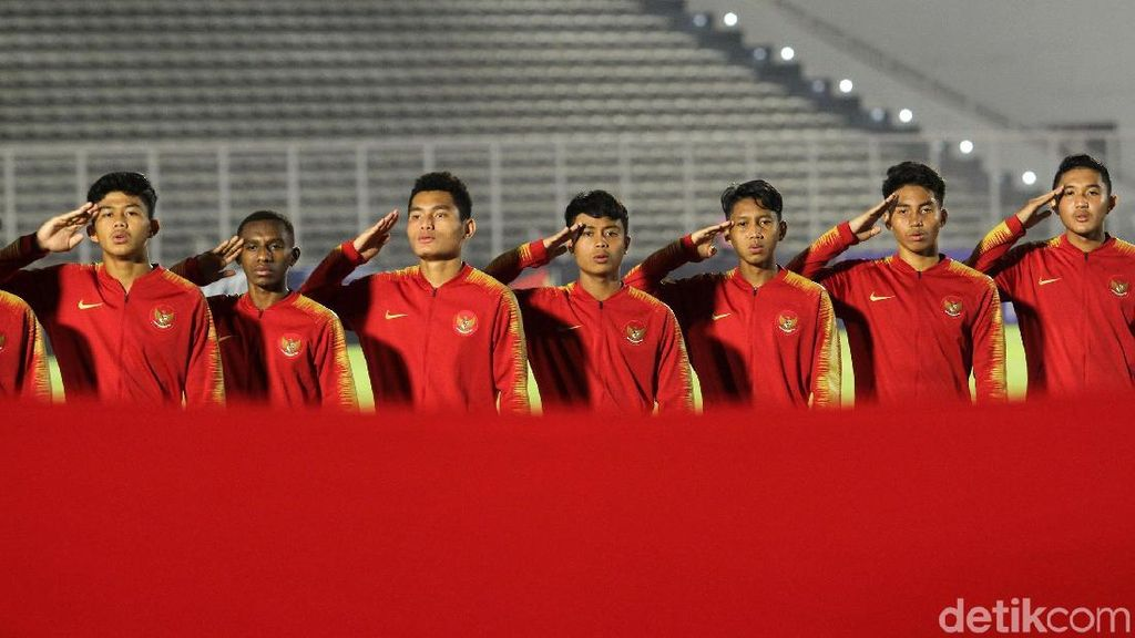 Jadwal Kualifikasi Piala Asia U-16: Brunei Darussalam Vs Indonesia