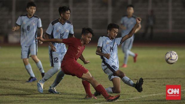 Bima Sakti ingin Timnas Indonesia U-16 bertahan dan menyerang dengan sama baiknya.