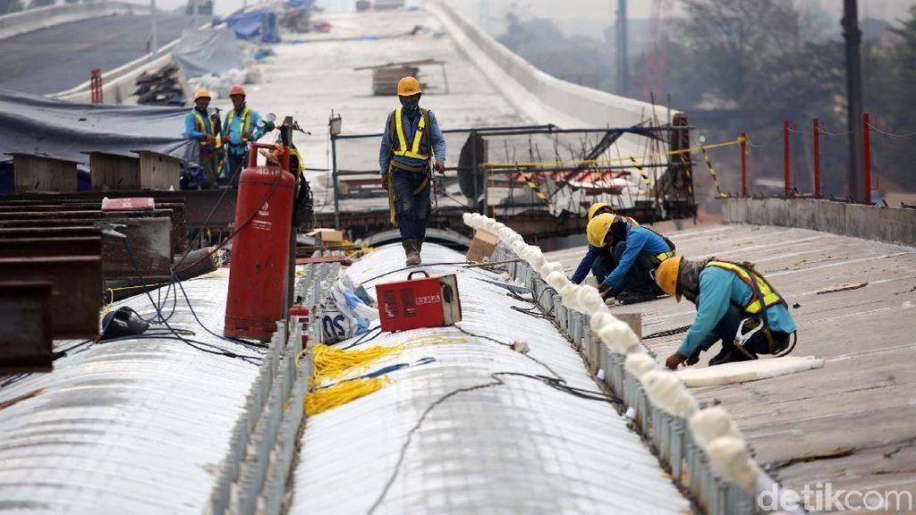 Jokowi: Jembatan Terpanjang di RI Beroperasi Akhir November