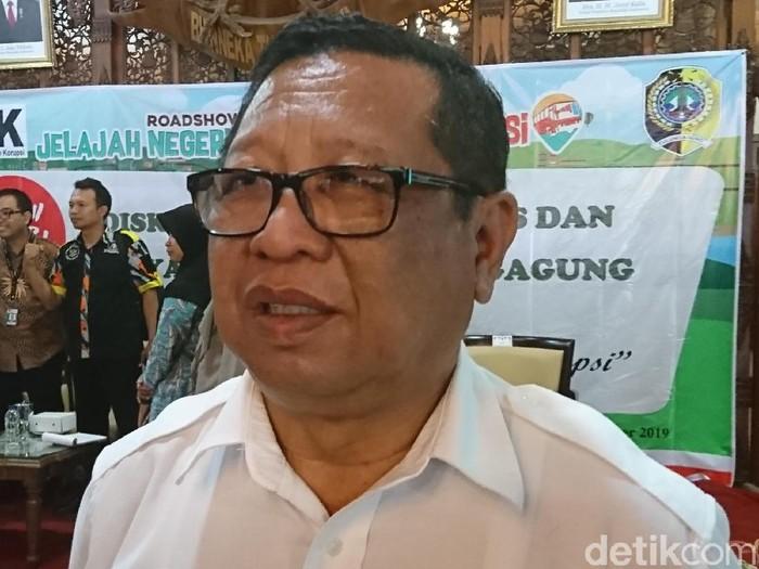 Bupati Tulungagung Martoyo Birowo (Adhar Muttaqin/detikcom)