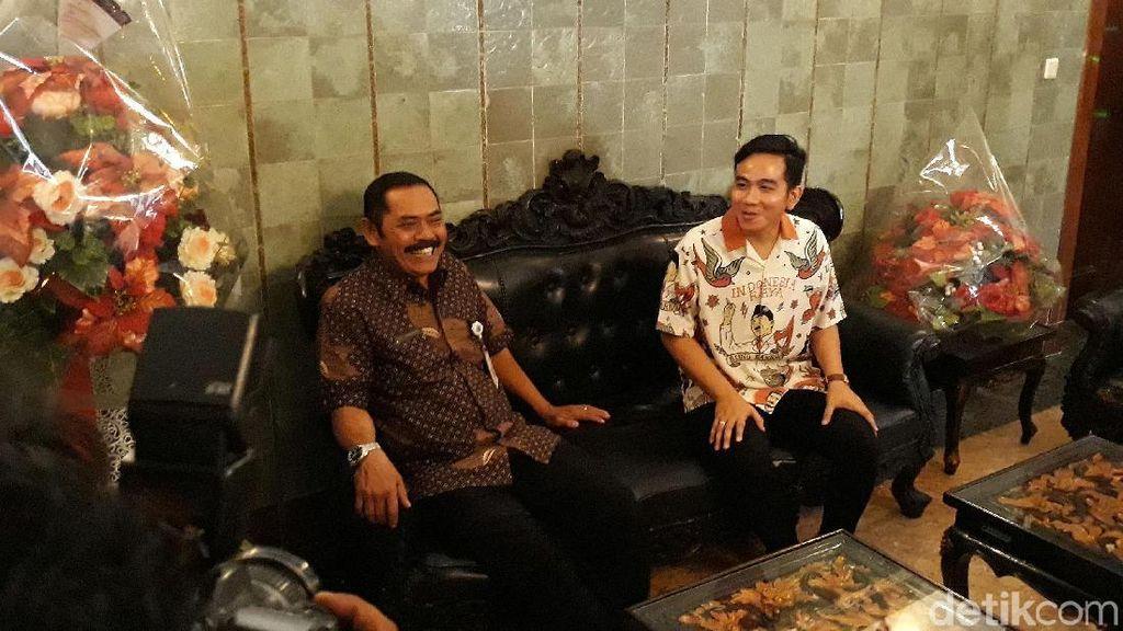 Gibran Resmi Daftar Pilkada Solo Lewat DPD PDIP Jateng, Ini Kata FX Rudy