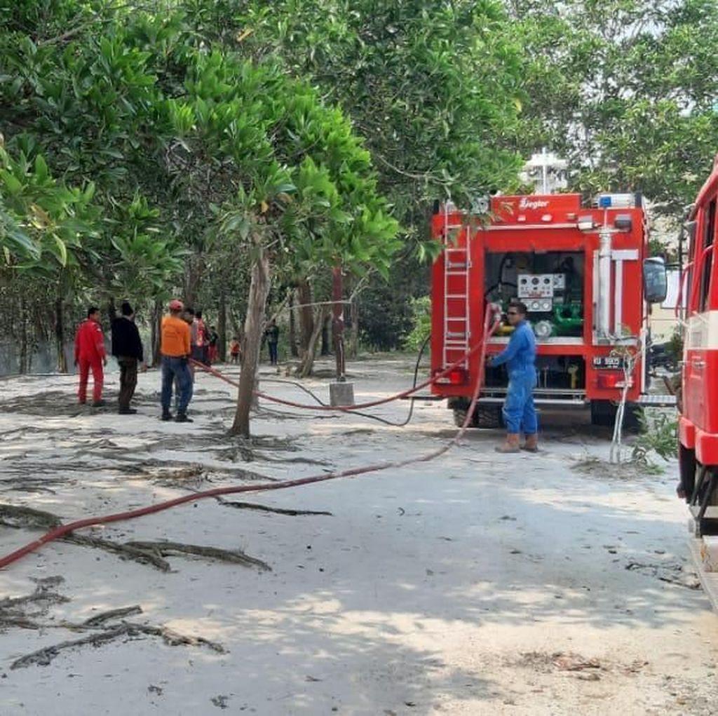 Pertamina EP Bantu Tangani Karhutla di Riau dan Kalimantan Utara