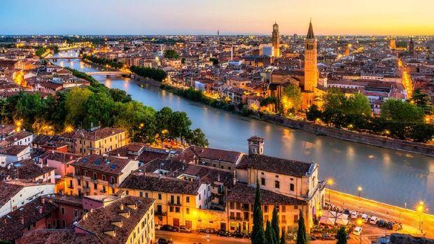 9 Kota Wisata di Italia selain Roma dan Milan