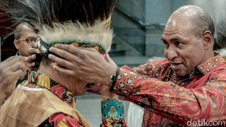 Wagub Papua Barat, Mohammad Lakotani (dok Kemenpar)