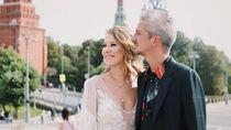 Viral, Aksi Putri Baptis Vladimir Putin Menari Striptis di Pesta Pernikahannya