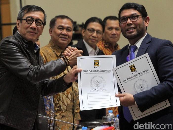 DPR-Pemerintah setuju mengundangkan RUU KUHP (lamhot/detikcom)