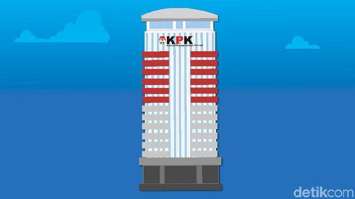Foto: A to Z UU KPK yang Baru (Infografis: Zaki Alfarabi/detikcom)