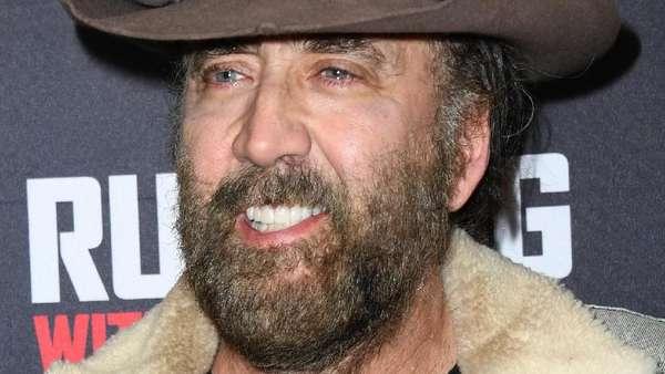 Penampilan Baru Nicolas Cage yang Bikin Pangling