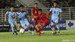 Indonesia Vs Kepulauan Mariana Utara: Garuda Muda Berpesta 15-1