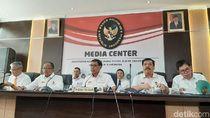 Menurut Wiranto, Karhutla Tak Separah yang Diberitakan