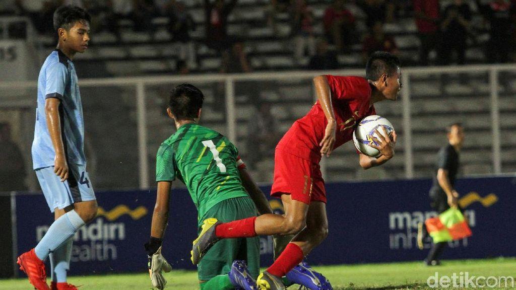 Timnas U-16 Pesta Gol, Bima Sakti Tak Sepenuhnya Puas