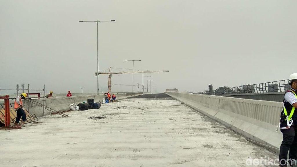 Japek Layang Bakal Jadi Tol Elevated Terpanjang di RI