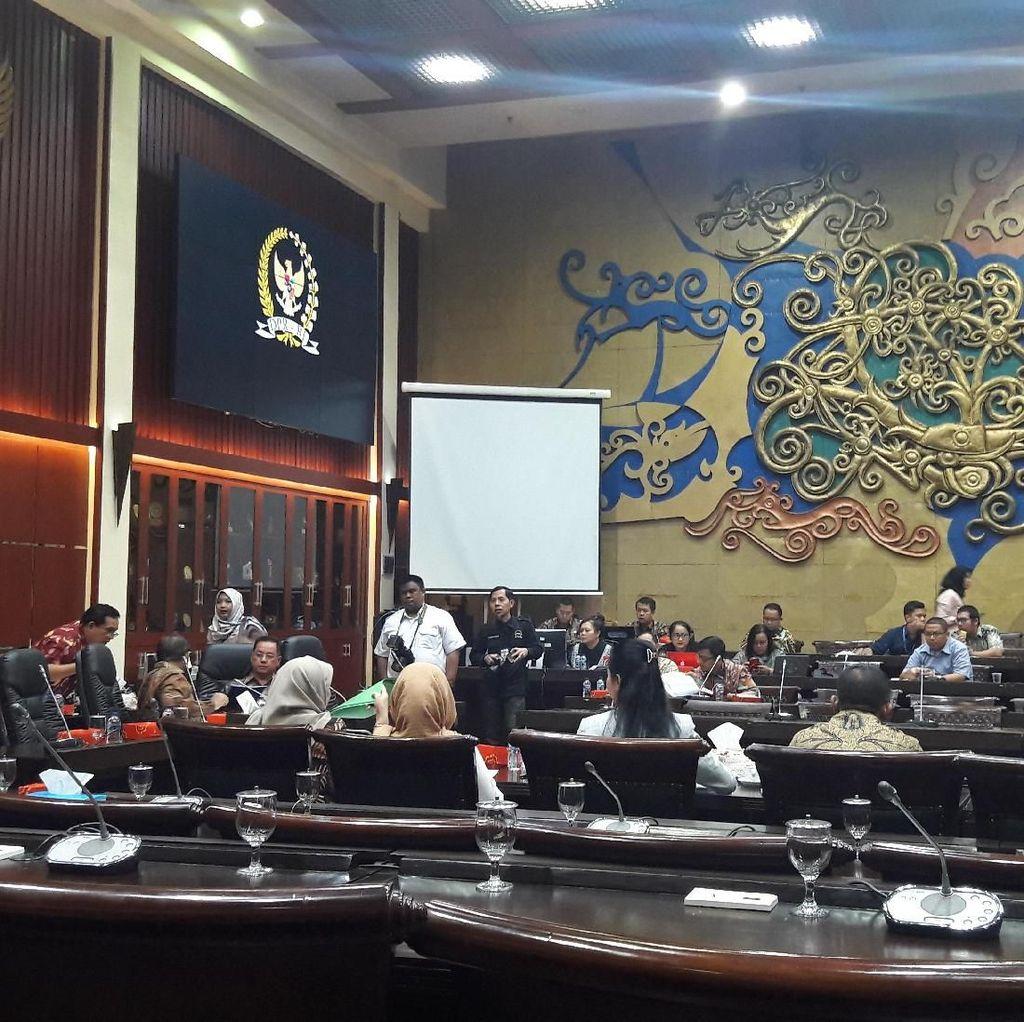 Tak Rampung, RUU Bakal Bisa Dilanjutkan DPR di Periode Mendatang