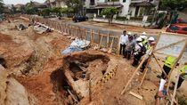 Pembangunan Tanggul Kali Bekasi Ditargetkan Rampung Desember 2019