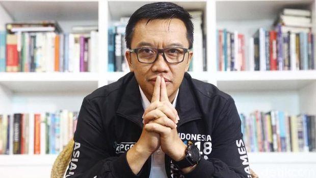 Kado Pahit Jelang Akhir Kabinet Jokowi: Menpora Tersangka KPK