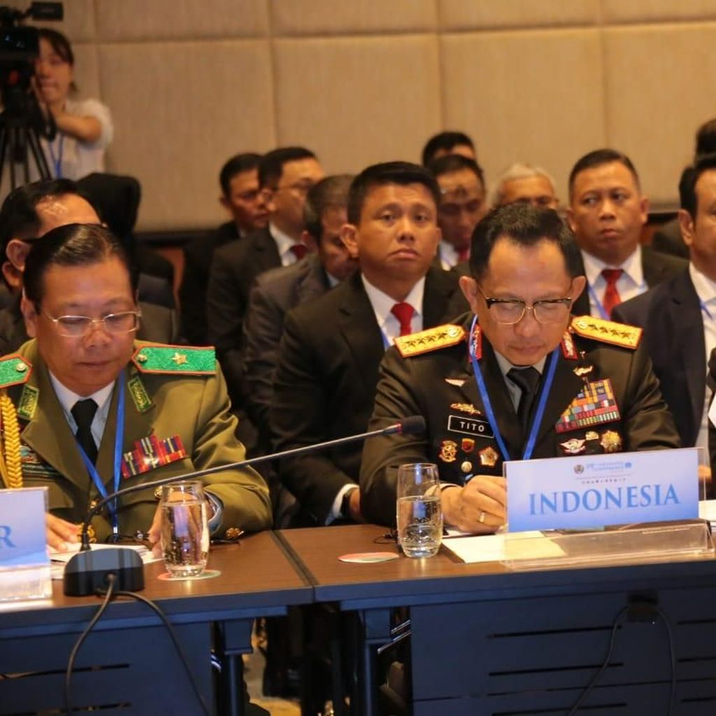 Kapolri Dorong Interpol Transparan dalam Terbitkan Red Notice