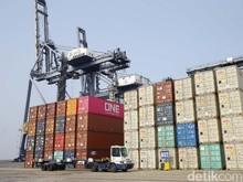 Ekspor Lesu, Neraca Dagang RI Tekor US$ 1,33 Miliar