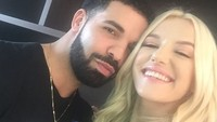 Bria mulai dikenal setelah muncul dalam video klip Drake.Dok. Instagram/chronicflowers