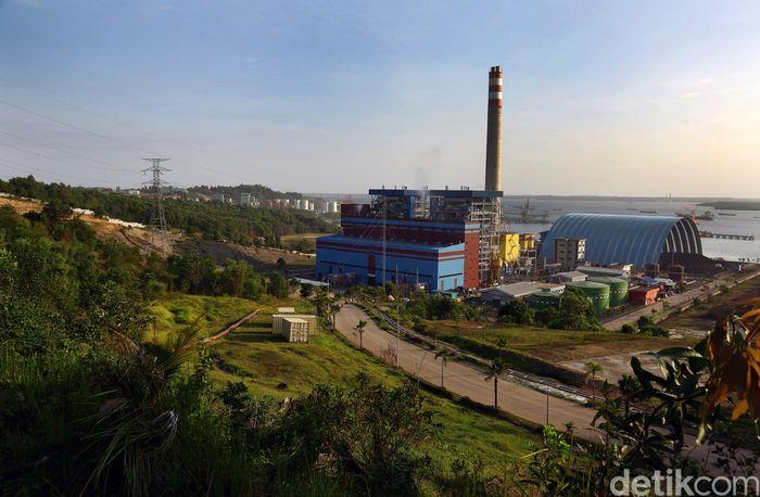 PLTU Teluk Balikpapan 2 x 110 Megawatt (MW) yang terletak bersebrangan dengan Kabupaten Penajam Paser Utara telah siap mendukung pasokan listik calon ibu kota baru.