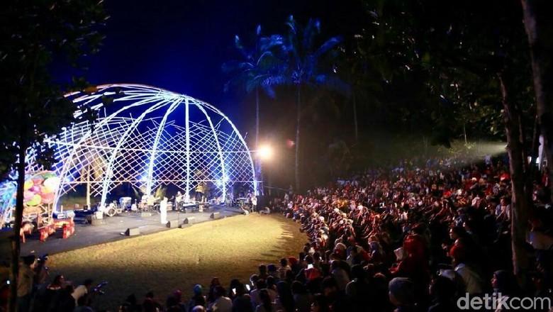 Jazz Gunung Ijen Banyuwangi (Ardian Fanani/detikcom)