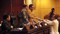 Akhir Masa Jabatan, DPD RI 2014-2019 Sumbang Rp 1 M untuk Korban Rusuh Papua