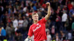 Gol Lagi, Gol Lagi, Erling Haaland pun Ukir Rekor di Liga Champions
