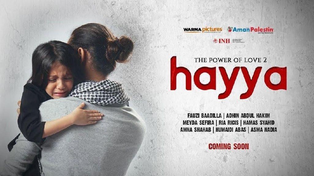 Seputar Film Hayya: The Power of Love 2 yang Rilis Besok
