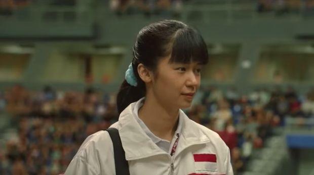 Olimpiade 1992, Momen Haru Laura Basuki di Film 'Susi Susanti