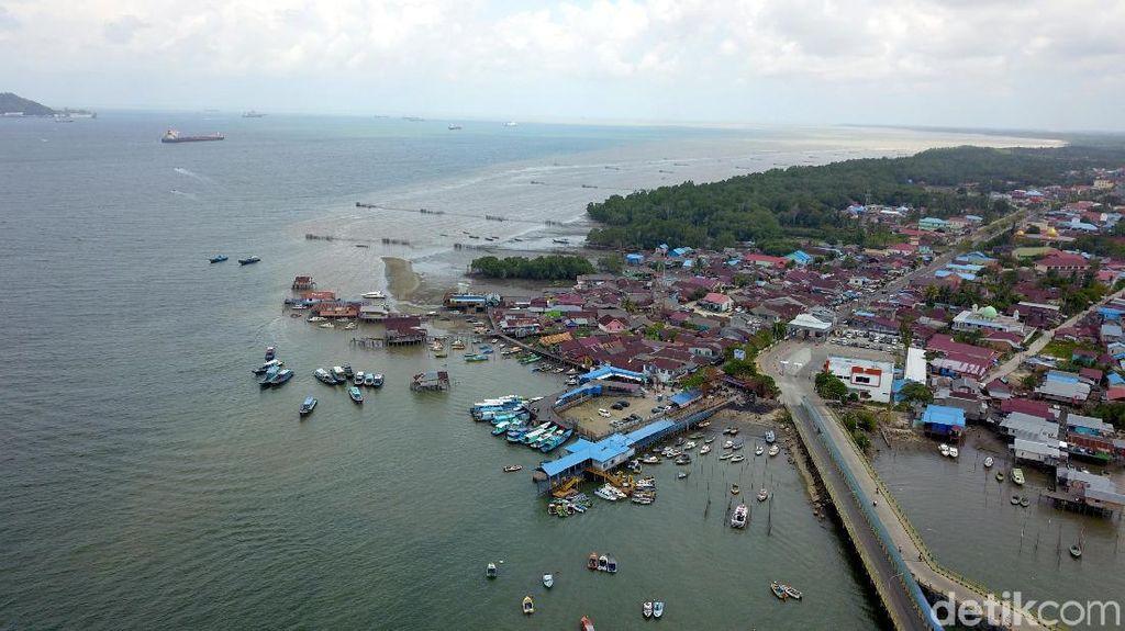 Asal Usul Nama Penajam Paser Utara, Calon Ibu Kota Baru Indonesia