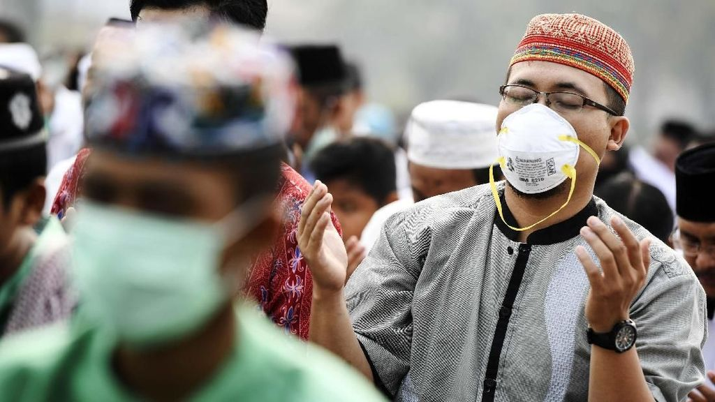 Saran Ahli Lingkungan untuk Kurangi Dampak Kabut Asap bagi Pernapasan