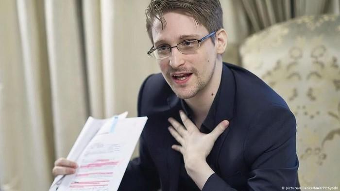 Snowden: Jerman Adalah Contoh Utama Kerja Sama Pengawasan Intelijen AS