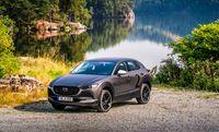 mobil listrik Mazda.