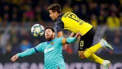 Messi Tanpa Persiapan di Laga Dortmund Vs Barcelona