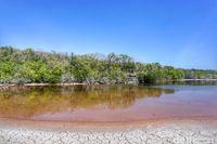 Danau Merah yang menakjubkan (Afif Farhan/detikcom)